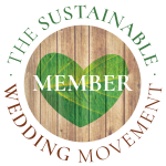 Link to The Sustainable Wedding Movement website