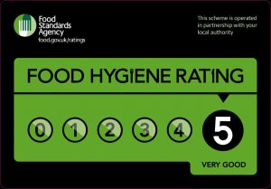 Link to Food Standards Agency ratings website