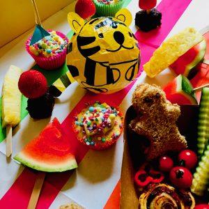 Kids party picnic box