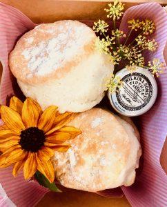 Buttermilk scones image